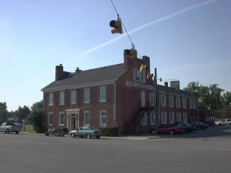 Redbricktavern in Worthington, Ohio. The place where the BAC was born.