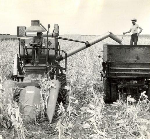 Farm Progress Show 1982 Rensalear, Ind.
